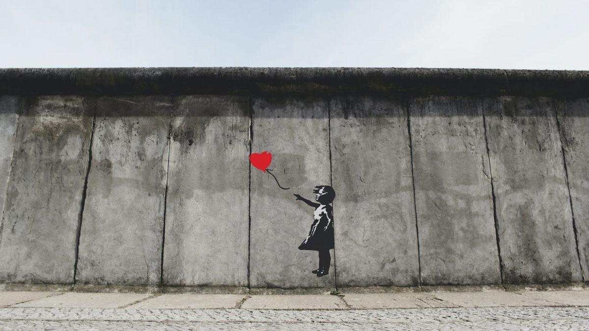 Eric Ward, Berlin Wall